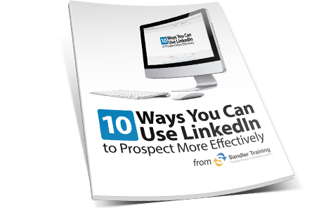 Free eBook: LinkedIn the Sandler Way